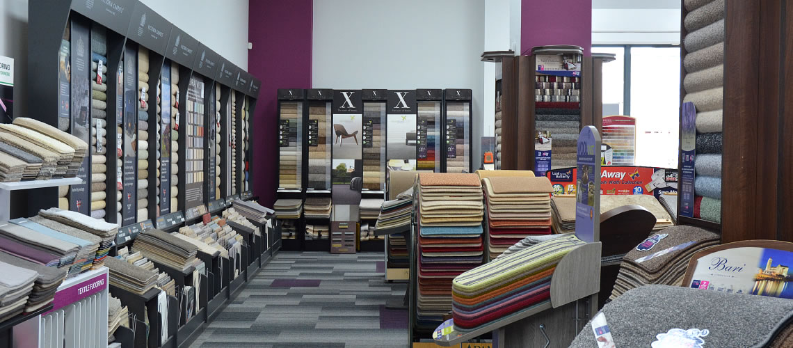 Christians Carpets Showroom, Leeds