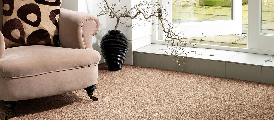 Associated Weavers - Stainguard Harvest Heathers Carpet