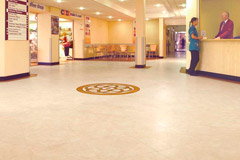 Karndean commercial vinyl flooring by Christian's Carpets